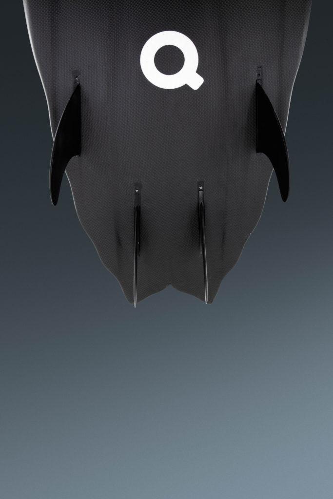 Balena special design for Qooder - GIMS - detail